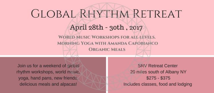Global Rythym Retreat